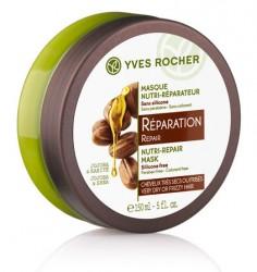 Maschera per capelli nutri,riparatrice Yves Rocher, la mia opinione!
