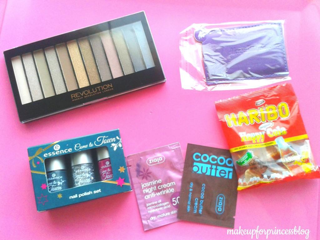 ordine maquillalia pacco makeup revolution