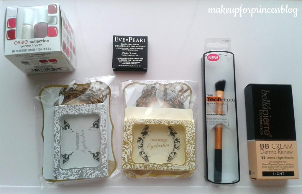 acquisti makeup Cosmoprof 2015