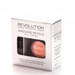 Awesome metals foil finish della Makeup Revolution, magnificent copper!