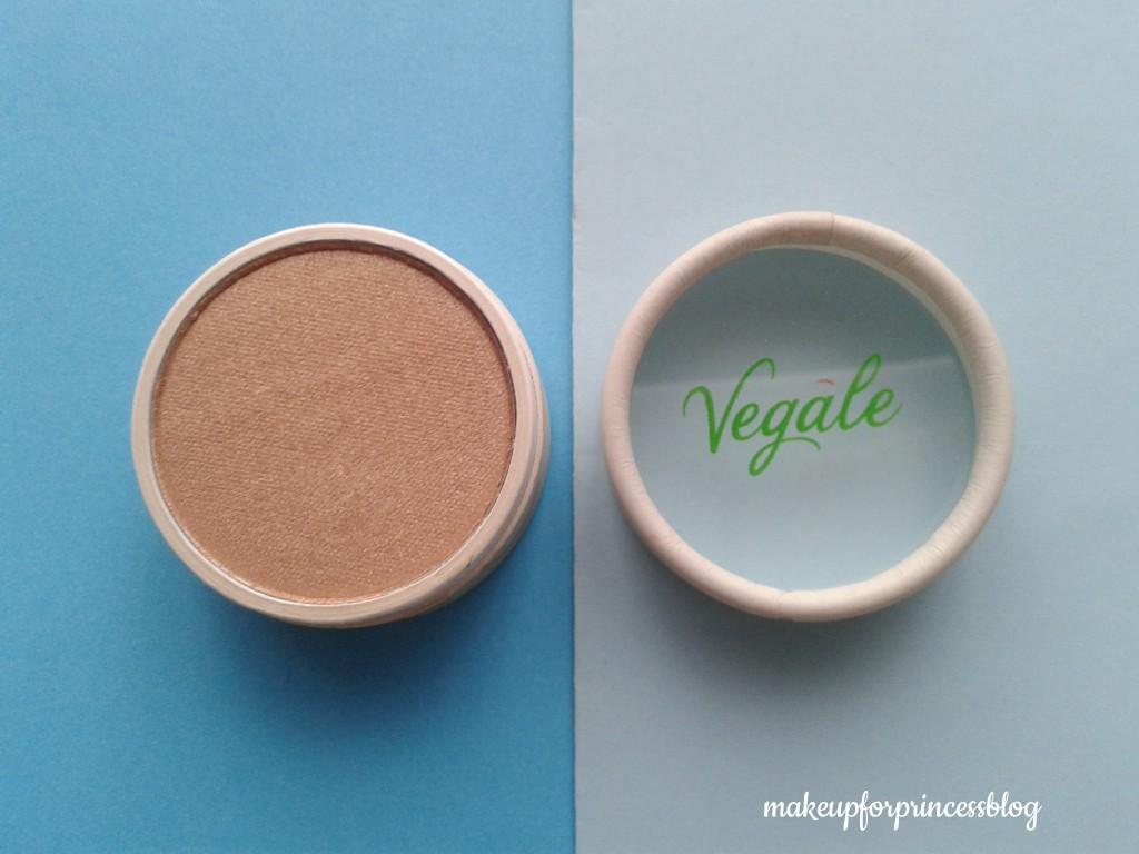 Ombretto bio biologico vegano buona qualità valido economico vegale Phoenix 01 neutro champagne dorato bio vegan shop