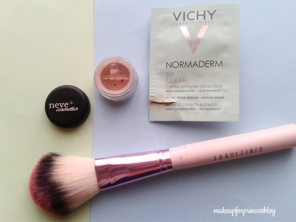 BB cream Normaderm Vichy colore opinioni opinione review blog makeup blogger