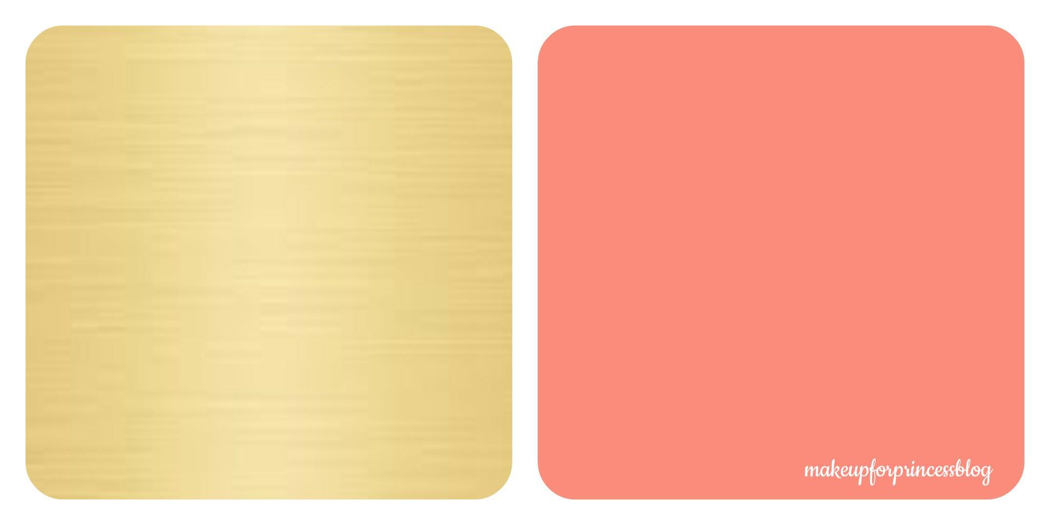 Colori Da Abbinare Al Rosa rubrica mensile: beauty color of the month – oro!