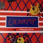 Colourpop: come tracciare il pacco in Italia!