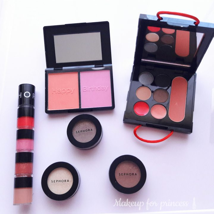 make up gratis sephora