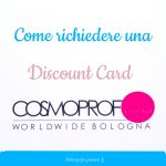 Discount Card Cosmoprof